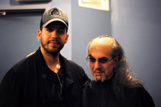 David Blaine and Max Maven