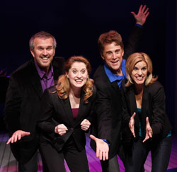 George Dvorsky, Christiane Noll, Sal Viviano