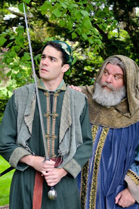 Publicity image for Medieval Story Land