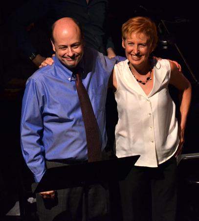 Todd Graff and Liz Callaway