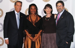 Michael Steinberg, Lynn Nottage, 