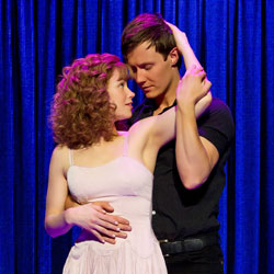 Jill Winternitz and Paul-Michael Jones
