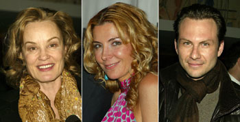 Jessica Lange, Natasha Richardson, and Christian Slater(Photos © Joseph Marzullo)