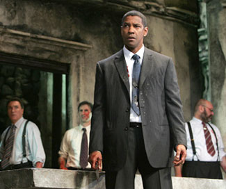 Denzel Washington in Julius Caesar(Photo © Joan Marcus)