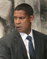 Denzel Washington inJulius Caesar(Photo © Joan Marcus)