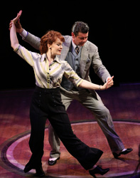 Kate Baldwin and Burke Moses