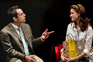 Ben Stiller and Amanda Peet in This Is How It Goes(Photo © Michal Daniel)