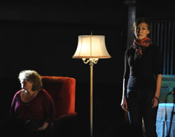 Elizabeth Tarhan and Onalea Gilbertson