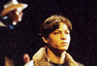 Andy Paris in the Denver CenterTheatre Company production ofThe Laramie Project.