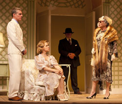 Glenn Fitzgerald, Amy Spanger, Shaun Lennon