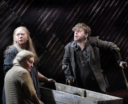 Marie Mullen, Treasa Ni Mhiollain, and