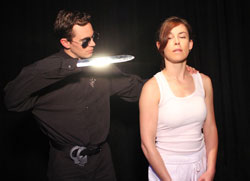 Conor Tansey and Christi Waldon