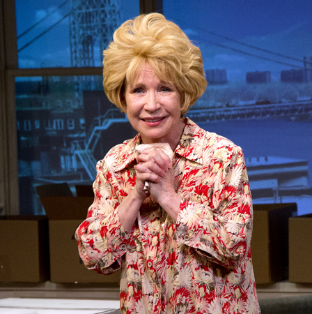 Debra Jo Rupp as Dr. Ruth Westheimer