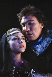 Patrick Page and Corliss PrestoninRichard III