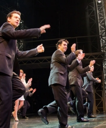 Andy Karl, John Lloyd Young