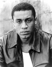 Harry Lennix, currentlystarring in A Raisin in the Sun