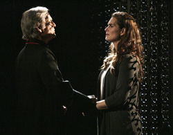 Richard Chamberlain and Brooke ShieldsinThe Exorcist