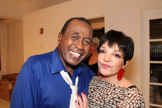 Ben Vereen and Liza Minnelli