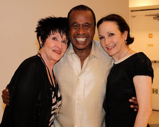 Chita Rivera, Ben Vereen, Bebe Neuwirth
