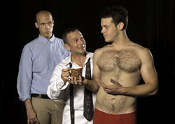 Timothy Elliott, Jay Alvarez and Matthew Jellison 