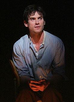 Billy Crudup in The Pillowman(Photo © Joan Marcus)