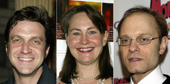 Raúl Esparza, Cherry Jones, David Hyde Pierce(Photos © Joseph Marzullo)