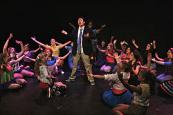 Promotional image for 2nd Annual Children's Musical Theater Festival (Courtesy of the company)