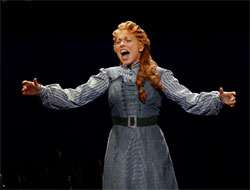 Carolee Carmello in pre-Broadway production of Scandalous
