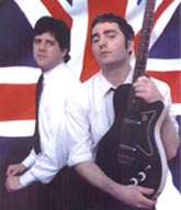 Paul Jones and Peter Byrne as McCartney & Lennon