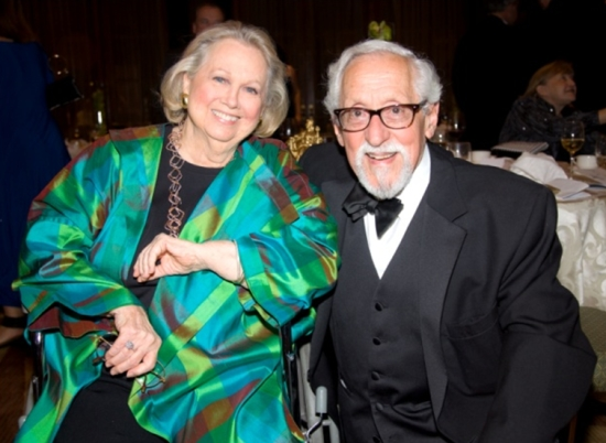 Barbara Cook and Mike Nussbaum