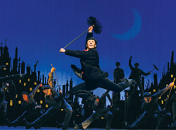 Nicolas Dromard in Mary Poppins
