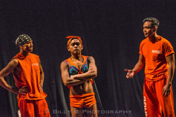 Albert Guerzon, Jeigh Madjus, and Jose Llana
