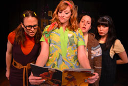 A scene from Are You There God? It's Me, Karen Carpenter