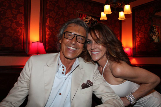 Tommy Tune and Andrea McArdle