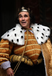 Mark Rylance in Richard III