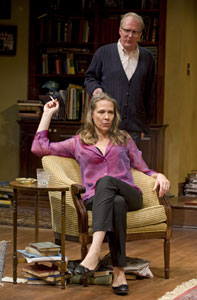 Amy Morton and Tracy Letts in