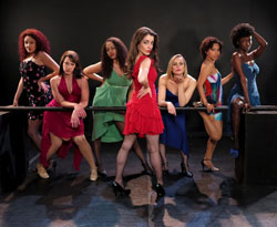 Amy Lee Sanchez, Kelly Rosado,