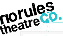 No Rules Theater Company logo