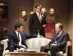 John Stamos, Corey Brill, John Larroquette