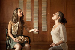 Marie Godeau and Alexandra Zelman-Doring