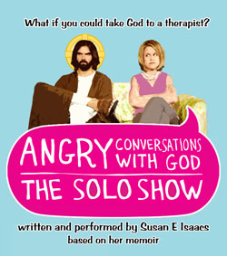 Angry Conversations with God promotional image
