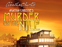 Murder on the Nile promotional image