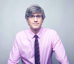Mo Rocca stars in Tail! Spin!