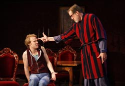 David Coomber and Nick Wyman