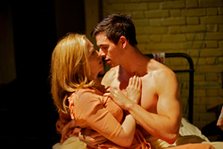 Samantha Coughlan and Paul Standell