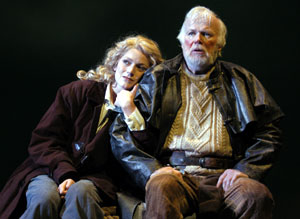 Sara Surrey and Kevin Tighe in Anna Christie