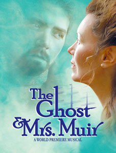 Poster art for The Ghost and Mrs. Muir