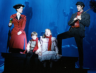 Laura Michelle Kelly, Harry Stott, Charlotte Spencer,