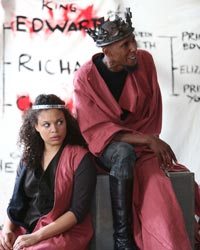 Michelle Beck, Ron Cephas Jones