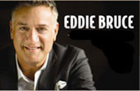 Eddie Bruce (from promotional logo for event)